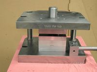 Wire Cutting for Press Tool Manufacture