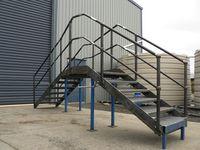 Steel & Stainless Balustrade